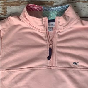 Vineyard Vines (for Target)  Pink Sweater size M